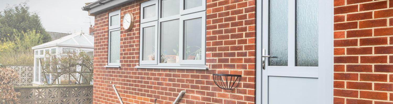 upvc window styles East Grinstead